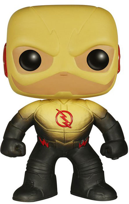 Funko POP! Vinyl Фигурка The Flash Reverse: Flash фигурка funko pop movies the dark tower the man in black 9 5 см