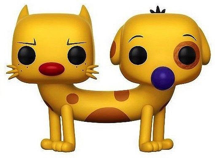 Funko POP! Vinyl Фигурка Catdog funko pop vinyl фигурка dragon ball z resurrection f vegeta
