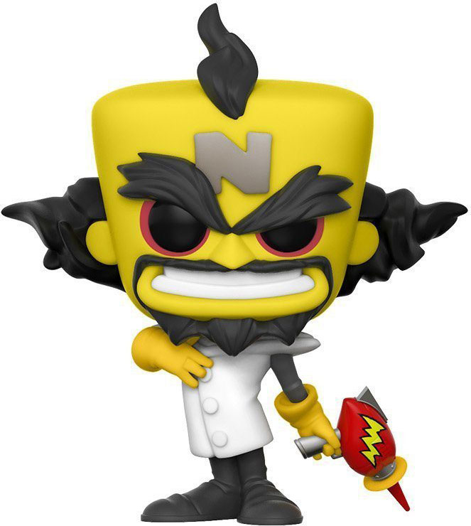 Funko POP! Vinyl Фигурка Crash Bandicoot: Neo Cortex тарелка крэш zultan 18 rock beat crash