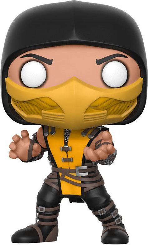 Funko POP! Vinyl Фигурка Mortal Kombat X: Scorpion