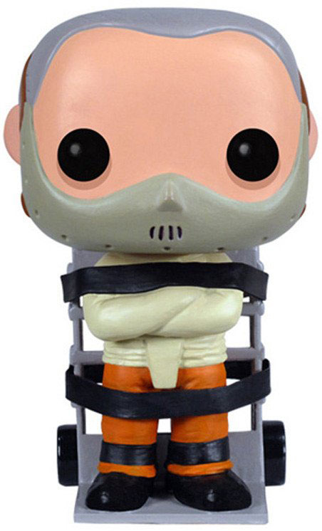 Funko POP! Vinyl Фигурка Horror: Hannibal 2015 new genuine funko funko pop vinyl figure pixar inside out fear vinyl figure pop funko inside out fear vinyl dolls figure