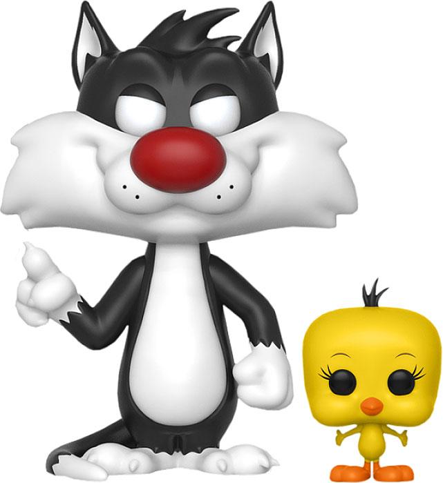 где купить Funko POP! Vinyl Фигурка Looney Tunes: Sylvester & Tweety дешево