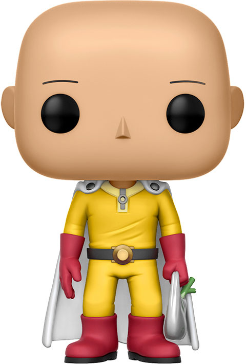 Funko POP! Vinyl Фигурка One Punch Man: Saitama фигурка funko pop animation one punch man genos 9 5 см