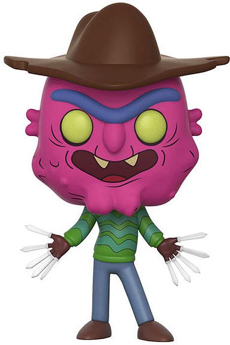 Funko POP! Vinyl Фигурка Rick & Morty: Scary Terry фигурка funko pop animation rick & morty series 3 scary terry