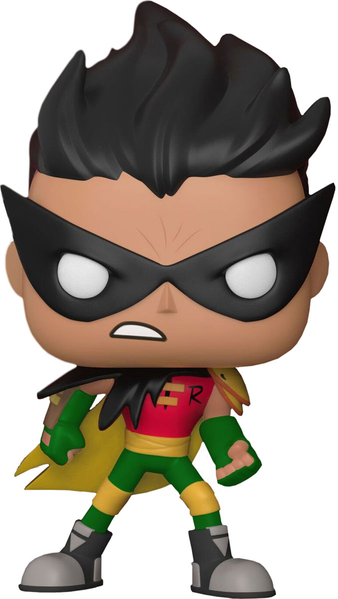все цены на Funko POP! Vinyl Фигурка Teen Titans Go: the Night Begins To Shine: Robin