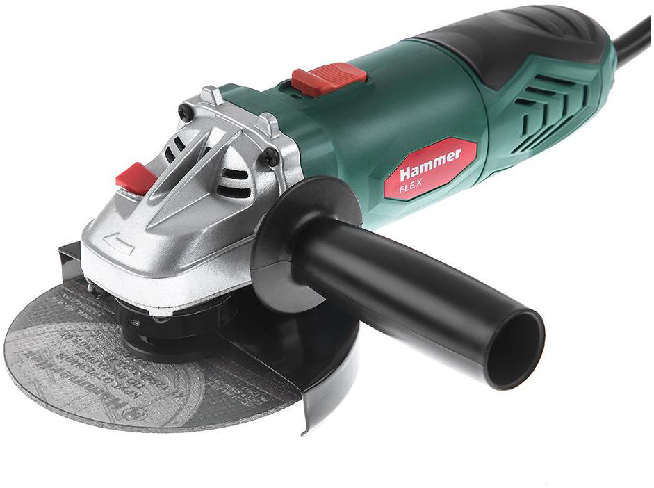 Шлифмашина угловая Hammer Flex USM650LE, 650 Вт hammer gnr3000 а