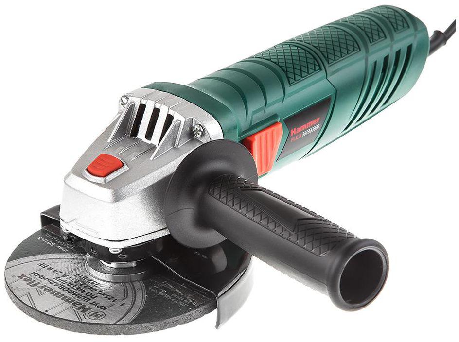 "Шлифмашина угловая Hammer ""Flex USM900E"", 950 Вт, Hammer Flex"