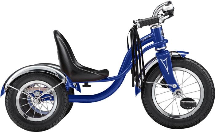 Schwinn Roadster Trike Детский трехколесный велосипед цвет синий