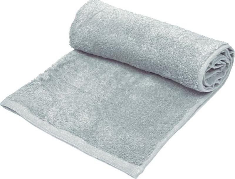 Полотенце банное Павлина, цвет: серый, 90 х 50 см4660006047612Полотенце махровое банное, 100 % хлопок.