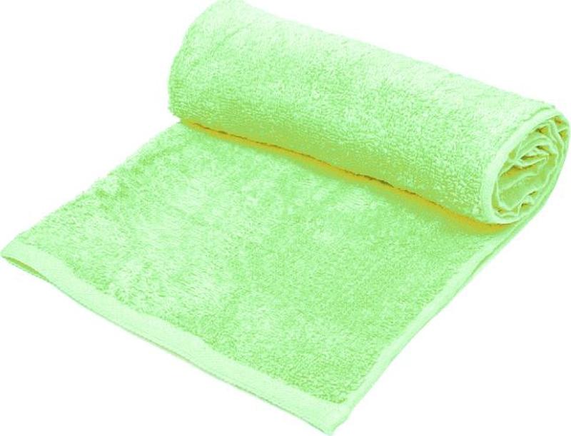 Полотенце махровое Павлина, цвет: зеленый, 60 х 40 см4660006047711Полотенце махровое для рук и лица, 100 % хлопок.