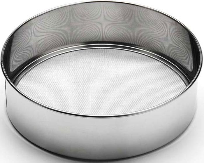 Сито Mayer & Boch, 24 см. 2361123611Сито для муки MAYER&BOCH, выполненное из высококачественной нержавеющей стали, станет незаменимым аксессуаром на вашей кухне. Сито оснащено удобными бортиками. Прочная стальная сетка и корпус обеспечивают изделию износостойкость и долговечность. Такое сито станет достойным дополнением к кухонному инвентарю.