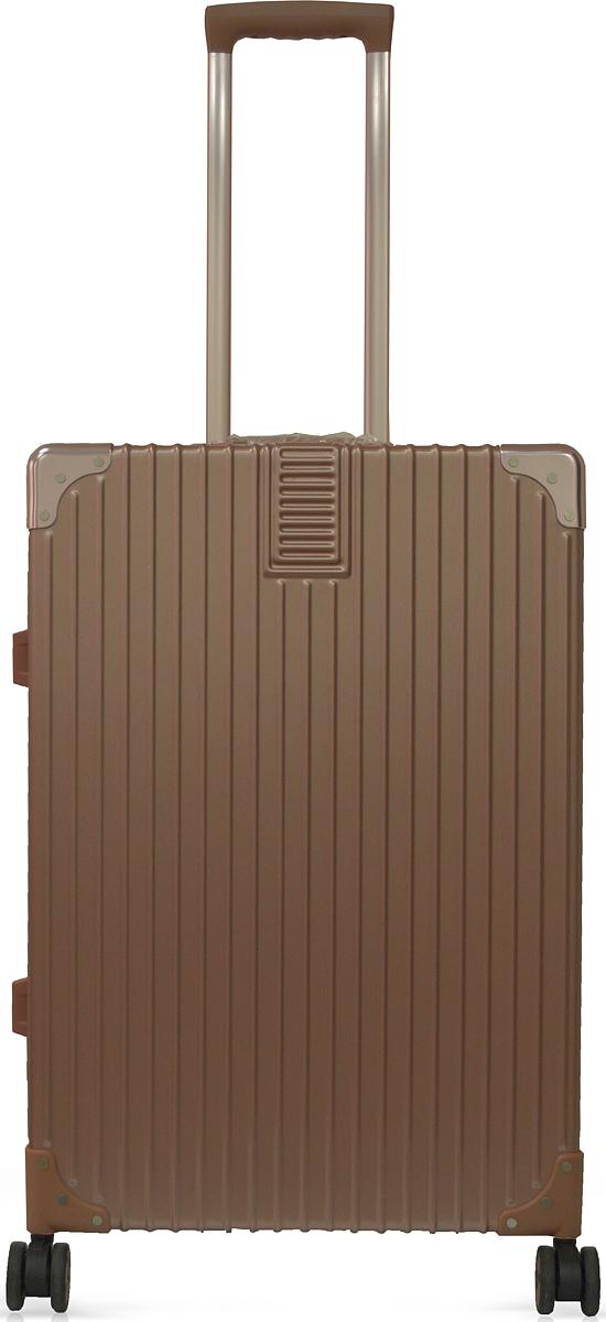 Чемодан Удачная покупка DL068, на колесах, цвет: розовый, 70 л. УТ-00000106УТ-00000106Вес чемодана 4,8 кг (на бирке указан вес с упаковкой), в комплект входит чехол для безопасной транспортировки, чемодан по размерам подходит под ручную кладь.Чемодан оснащен кодовым замком с технологией TSA для таможенного досмотра (ключи для таких замков находятся у работников таможни, в комплекте к чемодану не идут, для использования не требуются).Чемодан из прочного, легкого и долговечного поликарбоната ABS PC, изготовлен по трехслойной технологии.Ударопрочный и упругий каркас окантован усиленной алюминиевой рамкой.Специальная технология матовой окраски гарантирует защиту от царапин.Долговечные бесшумные колеса из высокопрочной резины с поворотным механизмом на 360 обеспечат легкость перемещения багажа.Надежная выдвижная ручка из усиленного алюминиевого сплава выдерживает нагрузку до 50 кг.