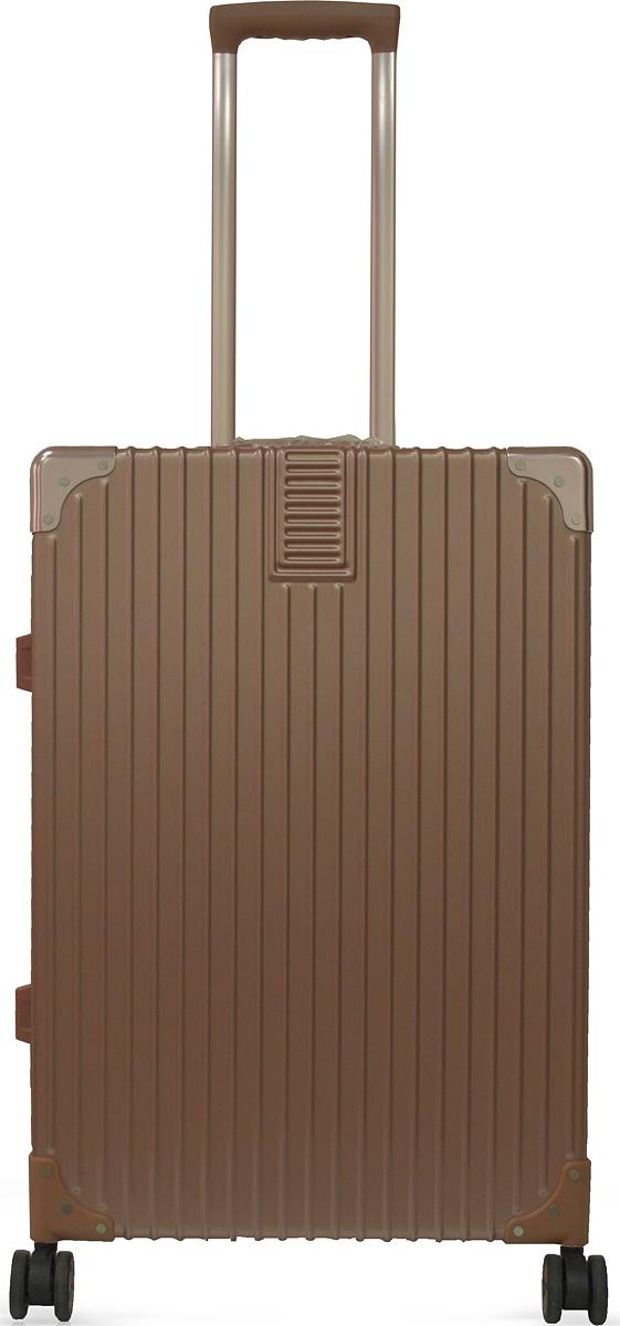 Чемодан Удачная покупка DL068, на колесах, цвет: розовый, 88 л. УТ-00000109УТ-00000109Вес чемодана 5,3 кг (на бирке указан вес с упаковкой), в комплект входит чехол для безопасной транспортировки, чемодан по размерам подходит под ручную кладь.Чемодан оснащен кодовым замком с технологией TSA для таможенного досмотра (ключи для таких замков находятся у работников таможни, в комплекте к чемодану не идут, для использования не требуются).Чемодан из прочного, легкого и долговечного поликарбоната ABS PC, изготовлен по трехслойной технологии.Ударопрочный и упругий каркас окантован усиленной алюминиевой рамкой.Специальная технология матовой окраски гарантирует защиту от царапин.Долговечные бесшумные колеса из высокопрочной резины с поворотным механизмом на 360 обеспечат легкость перемещения багажа.Надежная выдвижная ручка из усиленного алюминиевого сплава выдерживает нагрузку до 50 кг.