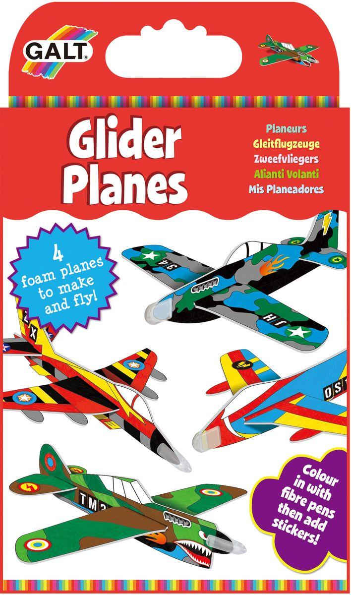 Galt Набор для творчества Самолеты наборы для создания украшений galt набор для творчества укрась бисером