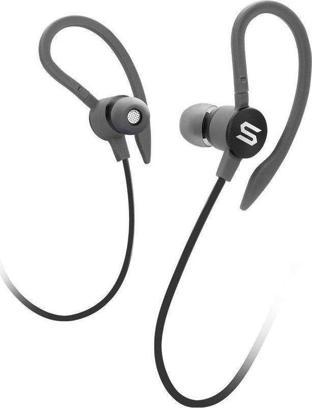 Soul Flex 2, Black наушники15119781Спортивные наушники.Отличительное качество звучания Soul для Ваших тренировокСменные насадки3 способа ношения для различных тренировок Влагоустойчивый дизайн, IPX2 / IPX4 влагозащитаЛегкие и портативныеМикрофон и пульт управления совместимые со смартфонами
