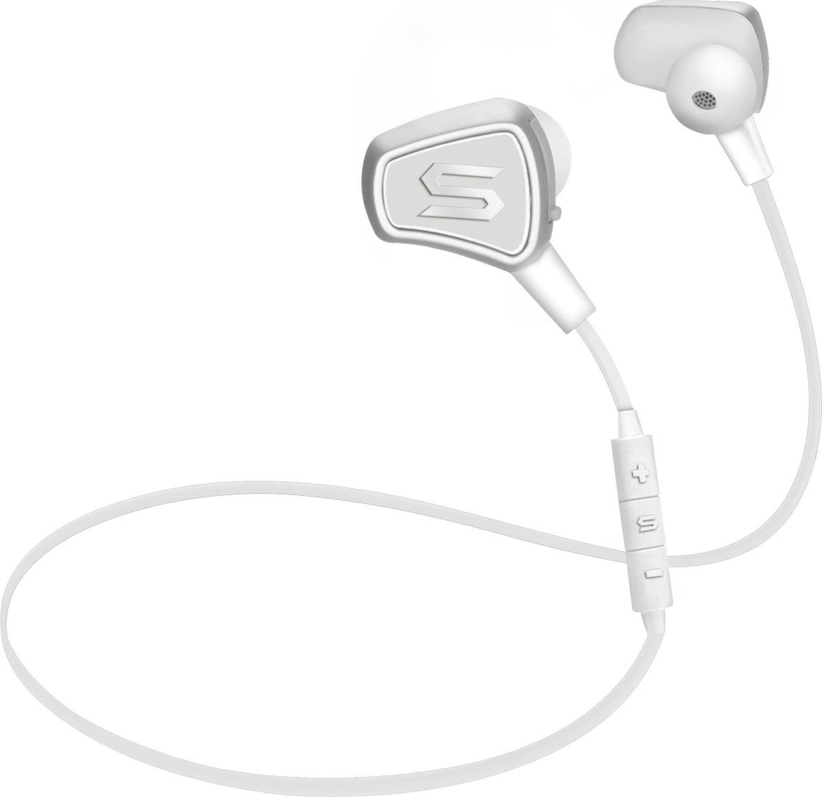 Soul Impact, White наушники bluetooth гарнитура soul electronics x shock white