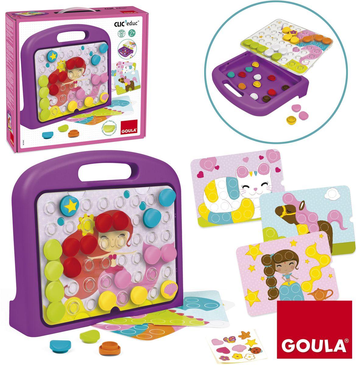 Goula Мозаика Принцесса -