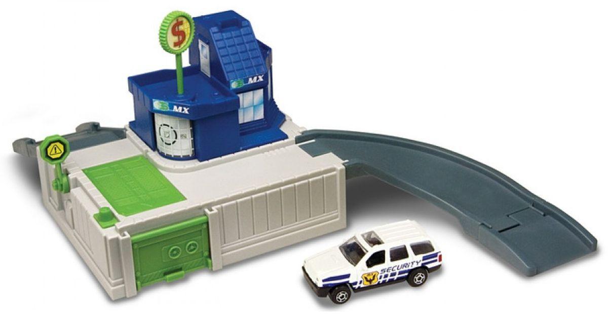 Autogrand Игровой набор Megapolis Банк с машинкой спортивные игровые наборы hudora спортивный игровой набор