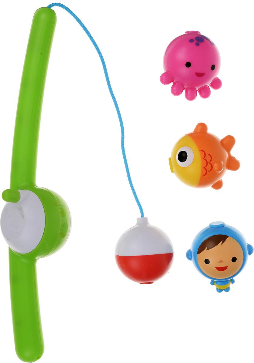 Munchkin Игровой набор для ванны Веселая рыбалка вид 2 игрушки для ванны munchkin игрушка для ванны пингвин пловец