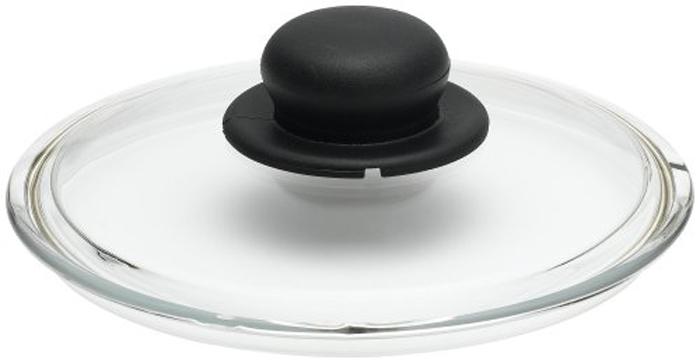 Не важно, для чего нужна крышка - для защиты от брызг при жарке больших кусков мяса неразрезанных овощей или для разогревания готовыз блюд - она является очень рациональным и практичным дополнением к сковороде.Крышка изготовлена из стекла. Пригодна для мытья в посудомоечной машине. Горячую крышку не подставлять под холодную воду.