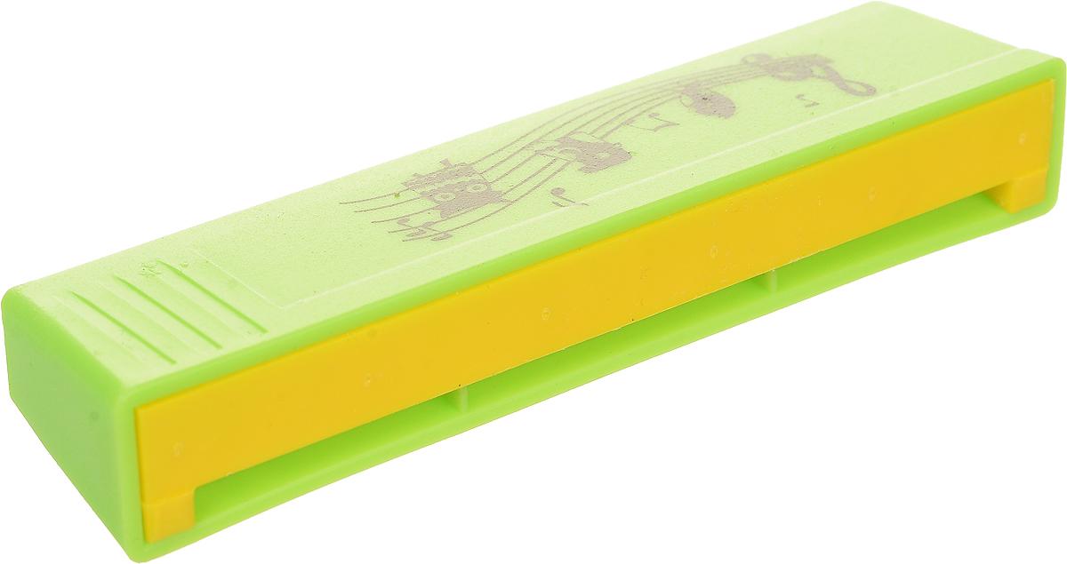 Пластмастер Гармошка малая цвет салатовый Пластмастер