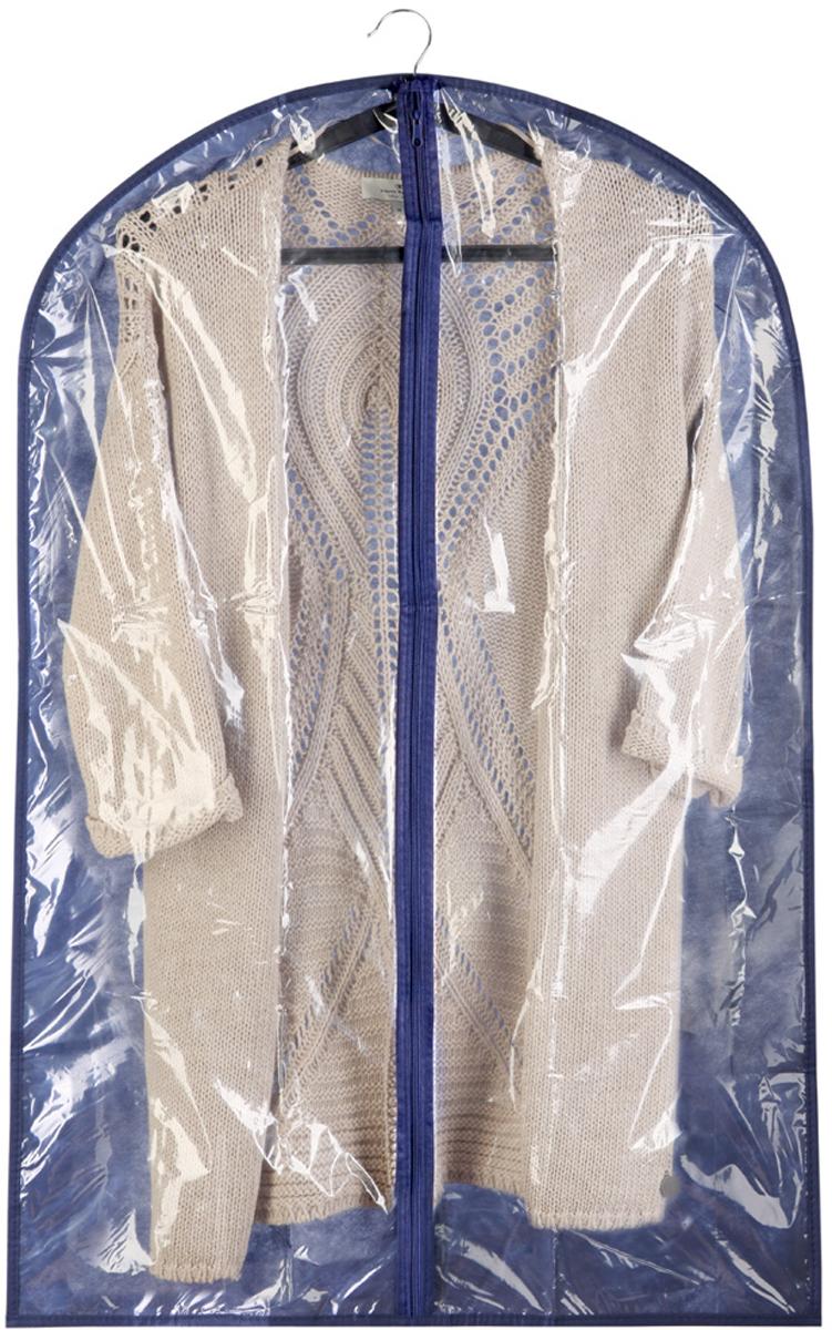 Чехол для одежды Niklen, комбинированный, 90 х 60 см