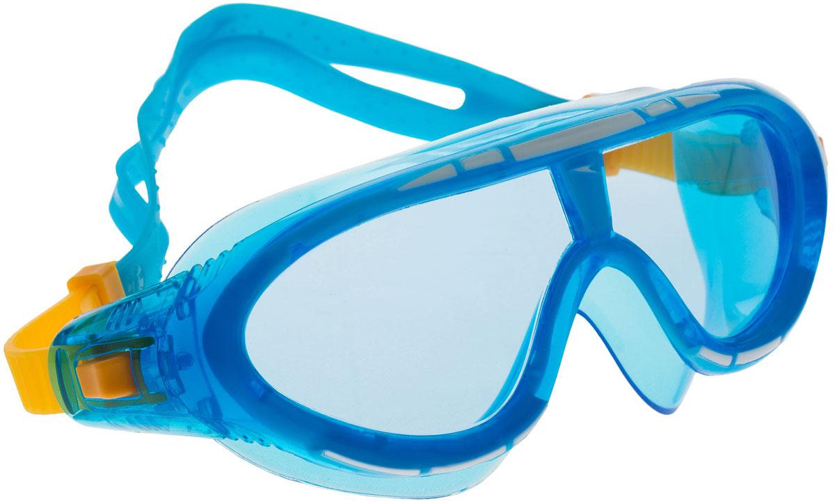 Очки для плавания детские Speedo, цвет: голубой. 8-012132255 маска горнолыжная детская uvex slider kid s goggles цвет голубой