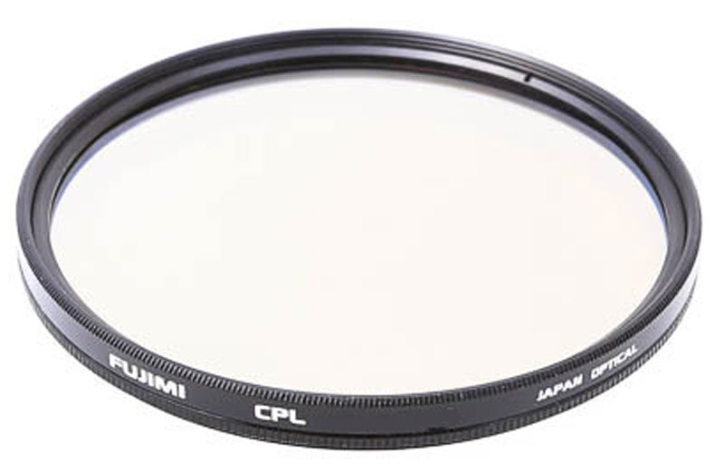 Fujimi CPL, Black поляризационный фильтр (49 мм)