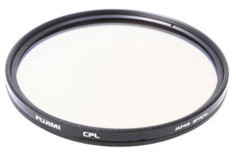 Fujimi CPL, Black поляризационный фильтр (55 мм)
