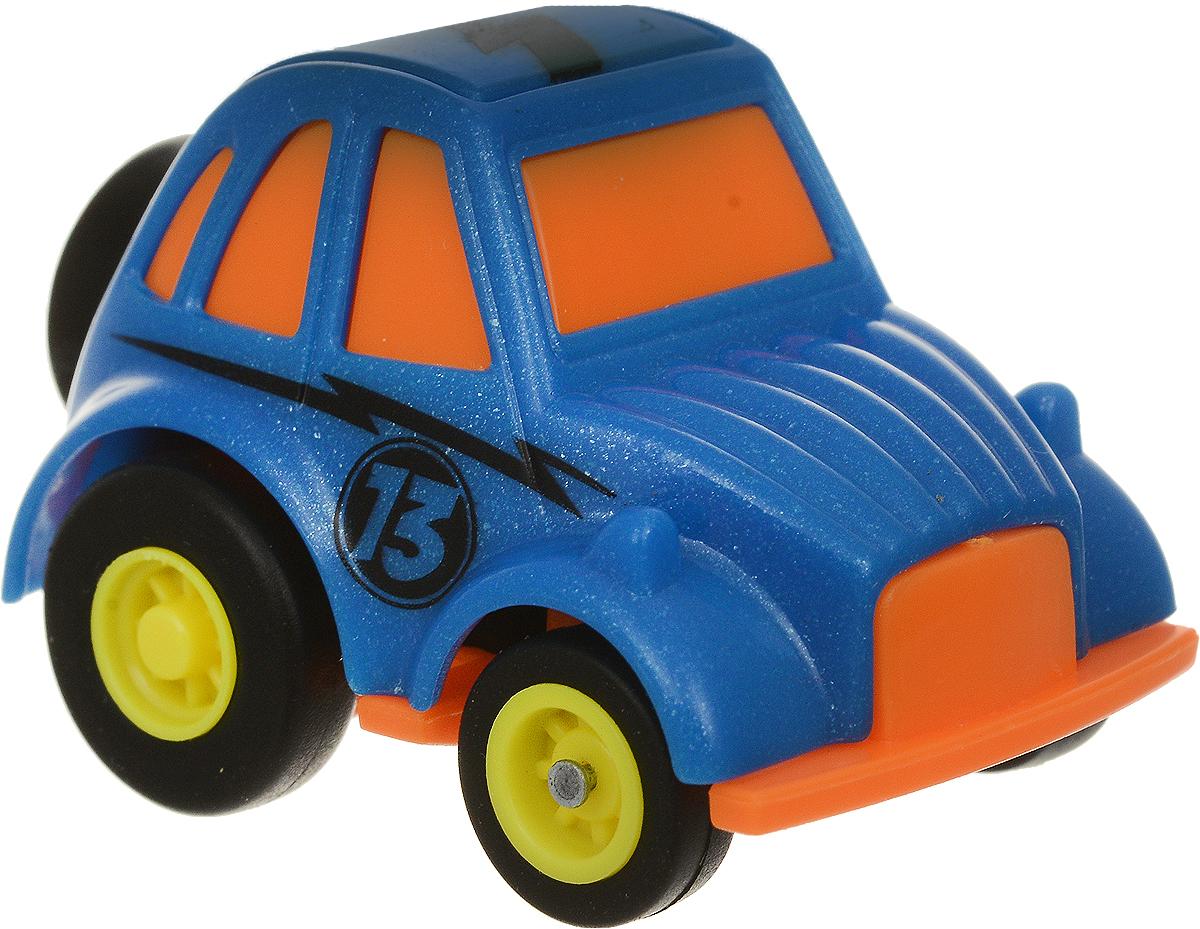 Maisto Машинка Slickers цвет синий оранжевый желтый 15023 калейдоскоп мозаика барселоны цвет синий белый оранжевый