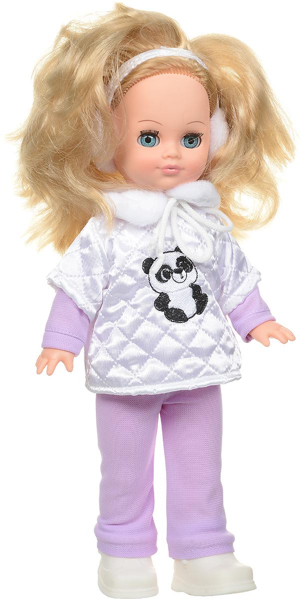 Весна Кукла озвученная Герда 11 цвет белый сиреневый кукла весна маргарита 11 озвученная