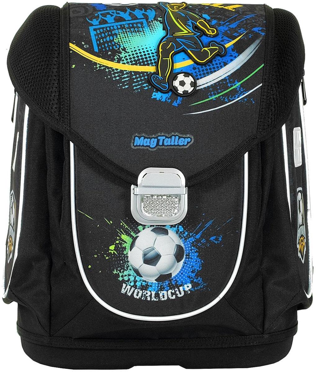 Magtaller Ранец школьный Ezzy III Football ранец kite kite ранец школьный 529 каркасный speed