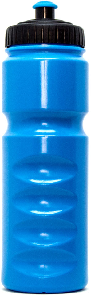 Спортивная бутылка для напитков. Объем 750 мл. Система питья - Sport Cap. Возможно крепление к велосипеду. Мягкий пластик, эргономичная форма.