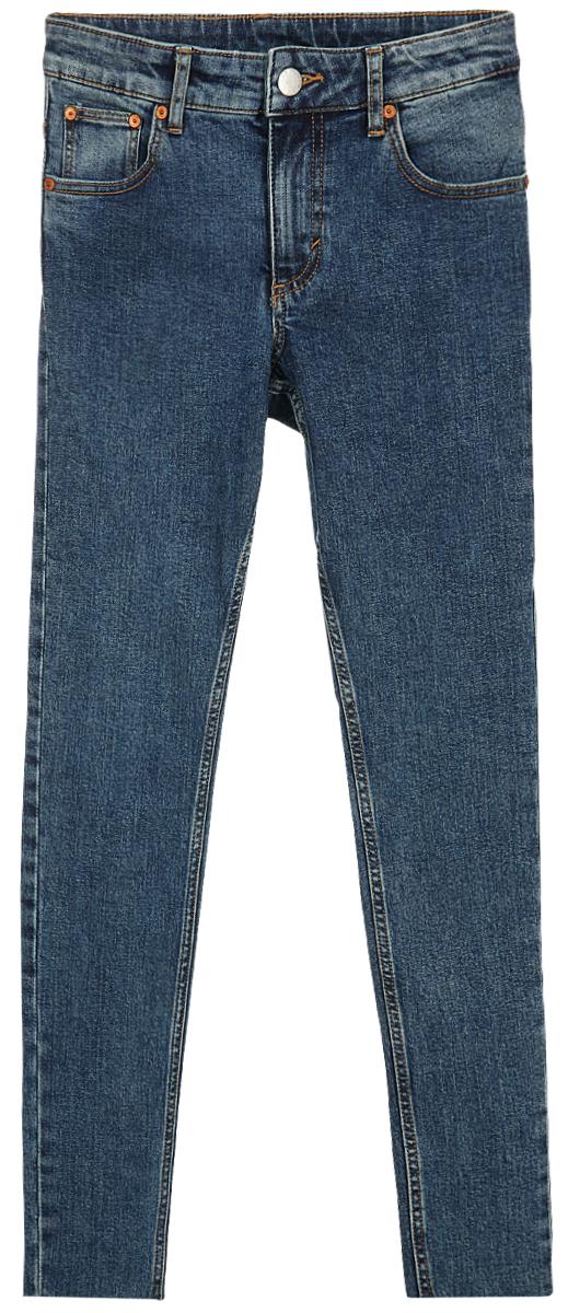Джинсы женские Cheap Monday, цвет: синий. 0499353. Размер 33-32 (48/50-32) джинсы женские cheap monday 688 washed black slim