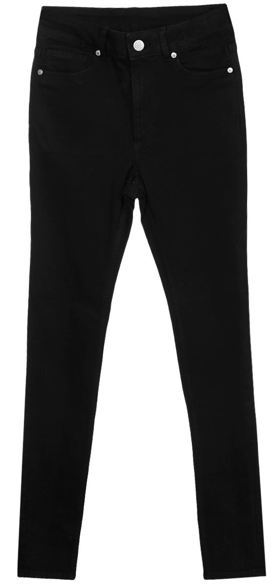 Джинсы женские Cheap Monday, цвет: черный. 0379617. Размер 32-32 (48-32) джинсы женские cheap monday 688 washed black slim