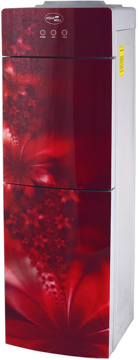 Aqua Well YLR-2-JX-5, Red кулер для воды aqua 2