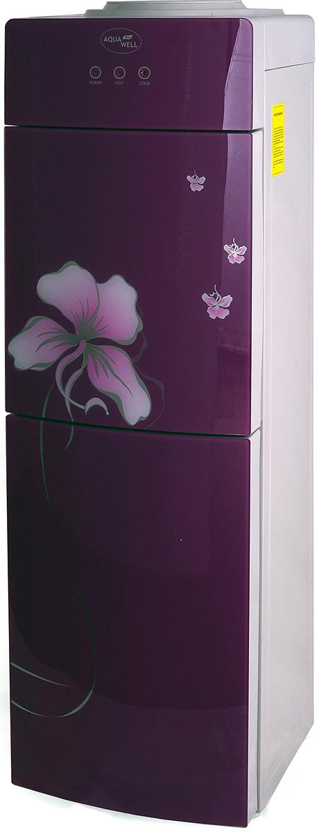 Aqua Well YLR-2-JX-5, Violet кулер для воды