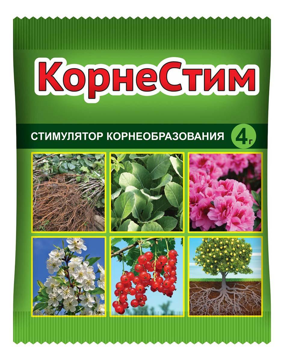 Стимулятор роста и корнеобразования. КорнеСтим улучшает укоренение черенков и саженцев плодовых, ягодных, цитрусовых, хвойных и цветочно-декоративных культур, винограда, рассады.