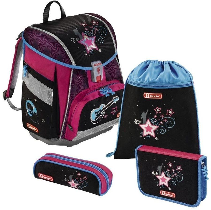 Step By Step Ранец школьный Touch2 Popstar с наполнением 4 предмета - Ранцы и рюкзаки