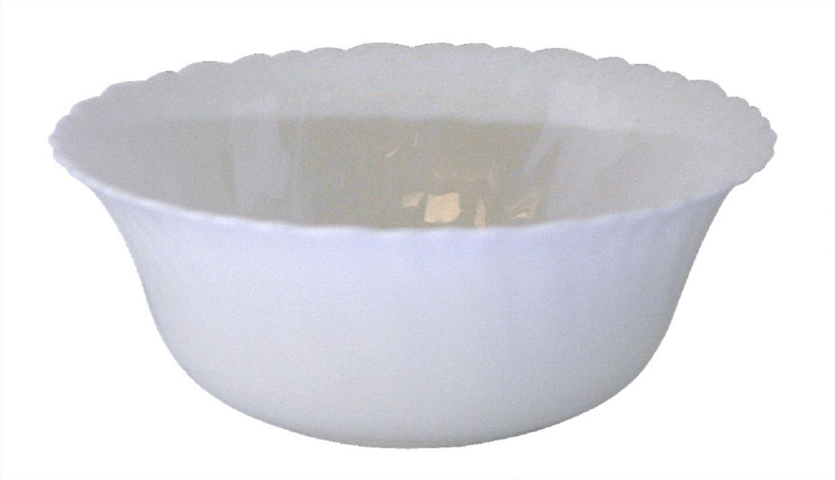 Стильный набор салатников из тонкой стеклокерамики с цветочным рисунком  состоит из 3 предметов.В наборе 3 салатника, диаметром 17,5 см, 20 см,  22,5 см.