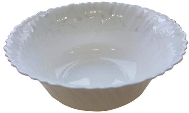 Салатник Chinbull Иль-де-Франс. Волна, диаметр 22,5 смOLHW-90/130313Яркий и изящный салатник из тонкой стеклокерамики станет прекрасным дополнением вашей кухни.