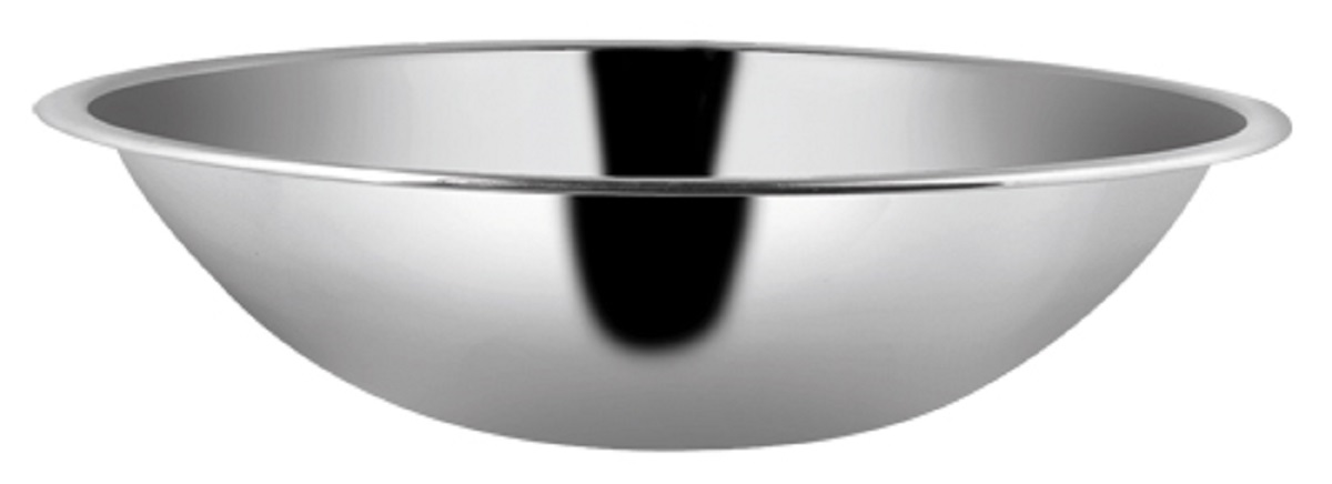 Миска МФК-профит, диаметр 22 см5001-22Миска из высококачественной нержавеющей стали с зеркальной полировкой.