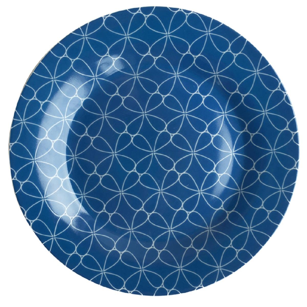 Тарелка десертная МФК-профит Белла, диаметр 18 см ложка кулинарная мфк профит comfort длина 32 см