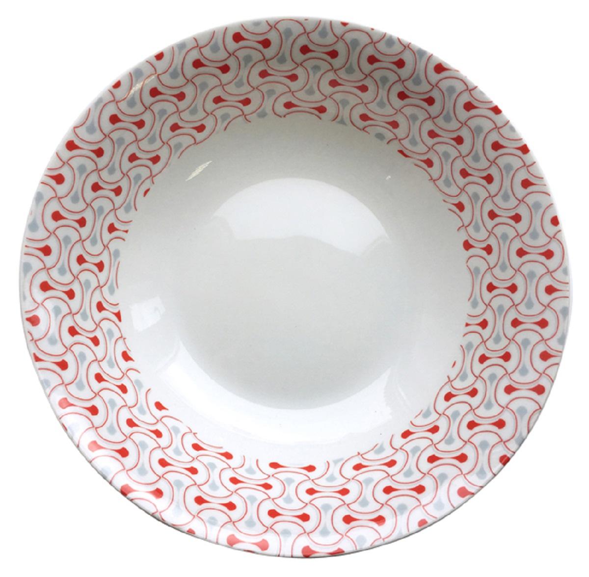 Миска суповая МФК-профит ВеРона, диаметр 18 см ложка кулинарная мфк профит comfort длина 32 см
