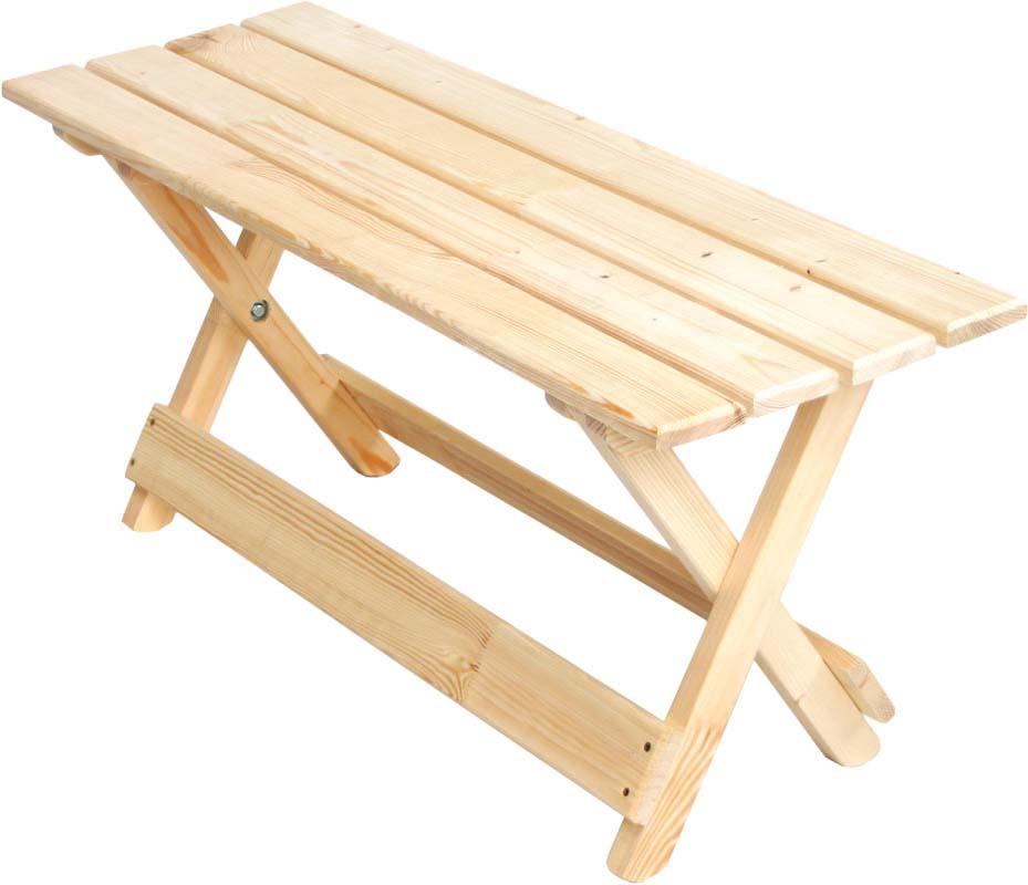 Скамья садовая  Комплект-Агро , раскладная, 120 х 35 х 44 см -  Мебель для отдыха