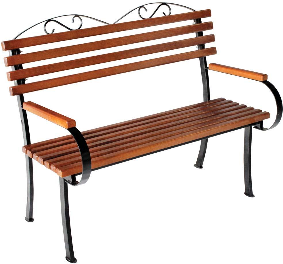 Скамья садовая Комплект-Агро  Романтика , 118 х 75 х 98 см -  Мебель для отдыха
