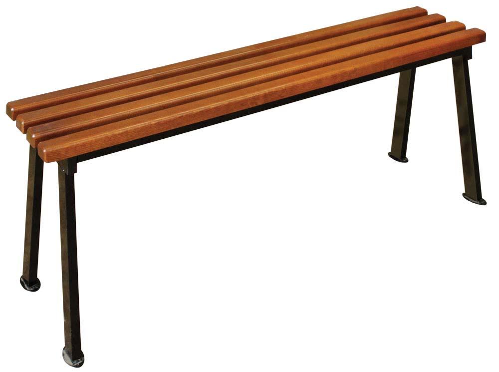 Лавка садовая Комплект-Агро  Романтика , 118 х 32 х 40 см -  Мебель для отдыха