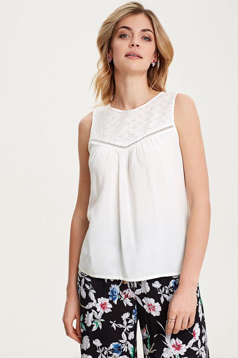Купить Блузка женская Concept Club Malyn, цвет: белый. 10200270183_200. Размер S (44)