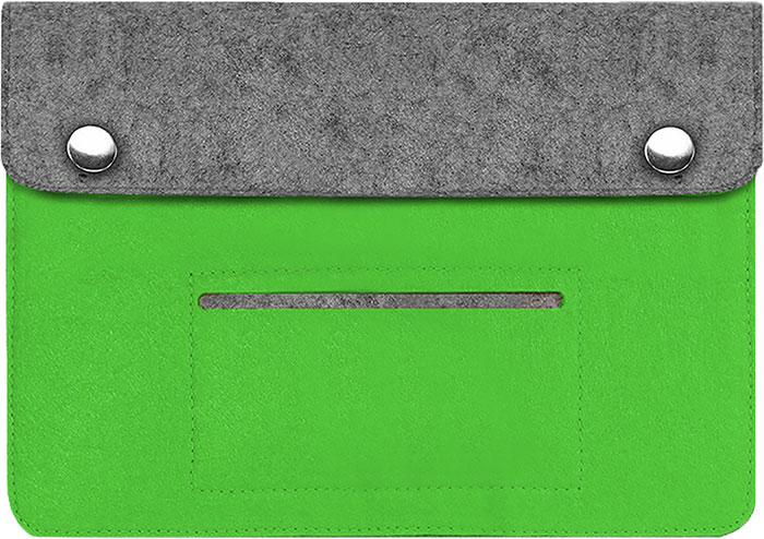 Feltrica Папка для бумаг A5 цвет серый зеленый 46271306526314627130652631Папка А5 из фетра Feltrica - это стильный офисный аксессуар для хранения личных вещей и документов. Экологичные материалы и надежное крепление обеспечат сохранность ценных вещей от внешнего воздействия, а современный эко-дизайн подчеркнет Ваш неповторимый стиль.