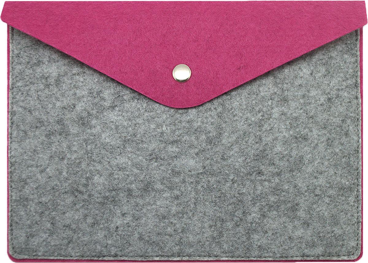 Feltrica Папка для бумаг A5 цвет серый розовый 4627130655083